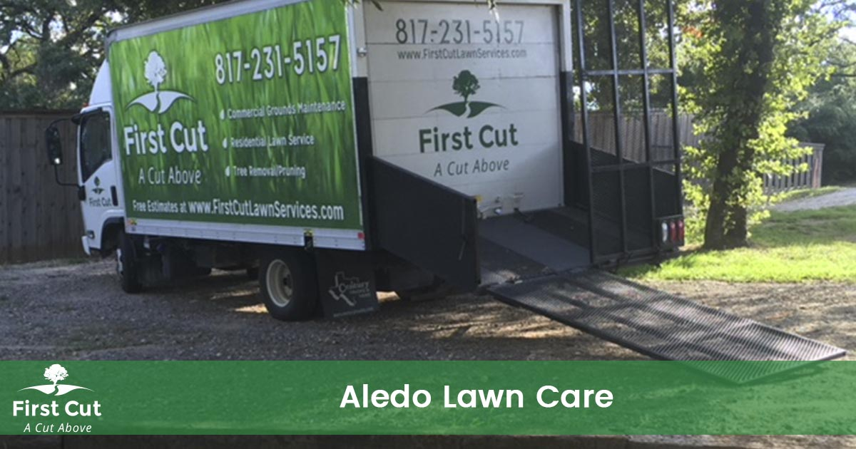 Lawn Care Service in Aledo Texas