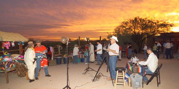 Sunset Photoshoot