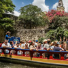 San Antonio River Barge Photo