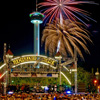 Hemisfair Tower Net Year Photo