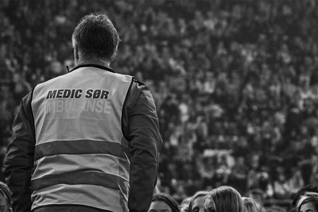 Medic Sør trenger frivillige til sitt førstehjelpsteam!