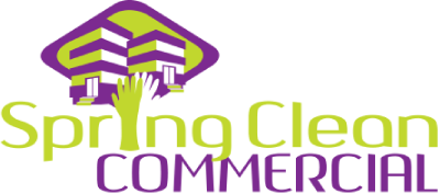 Spring Clean Commercial Logo Footer