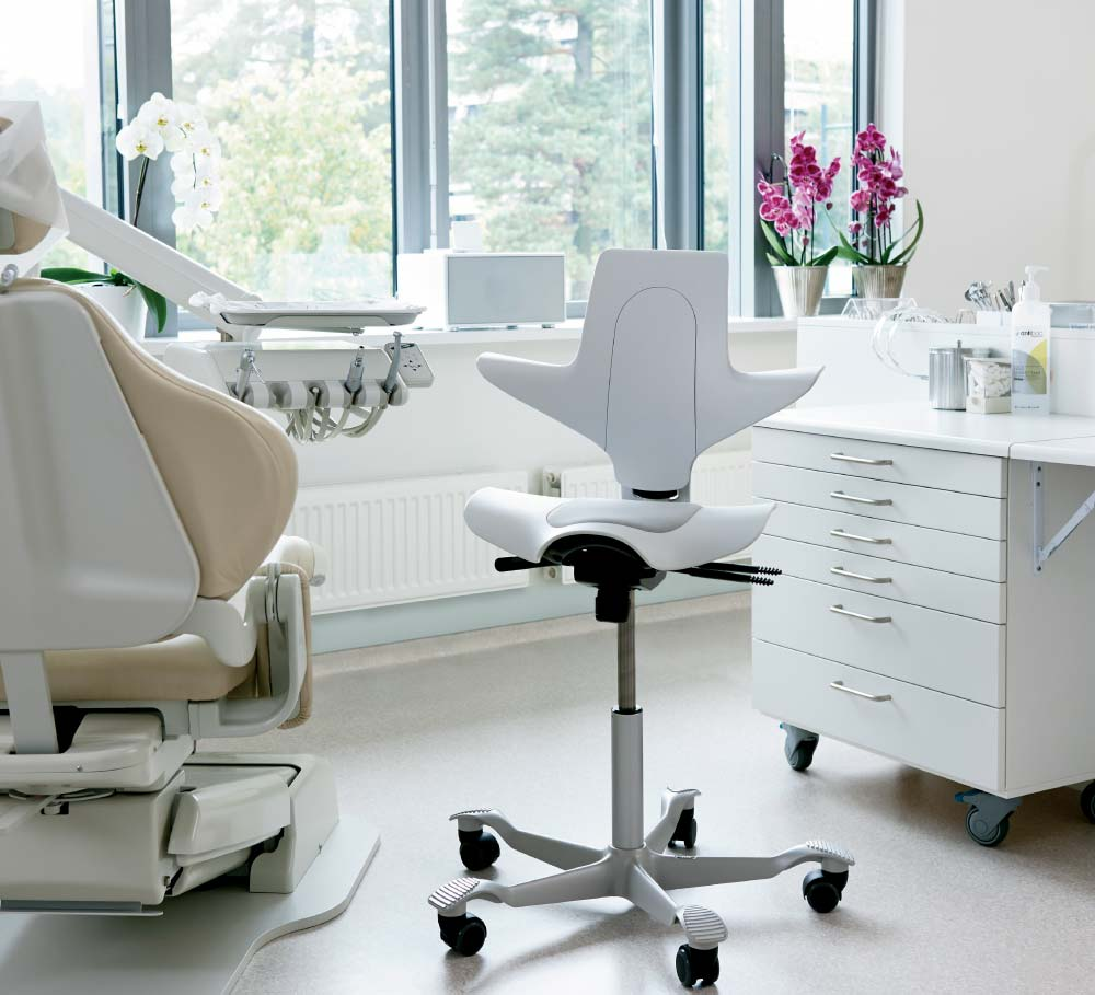 Clean dental practice