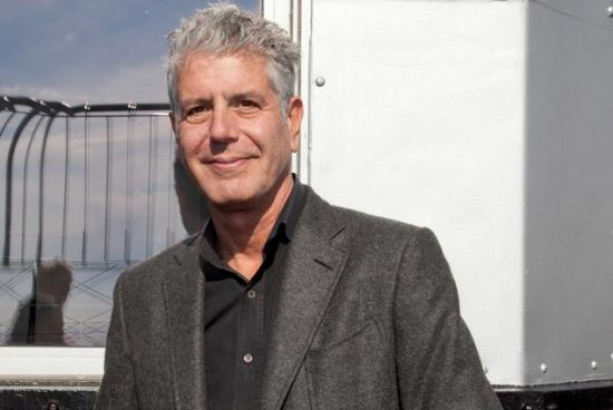 Anthony Bourdain Restaurant Ordered to Pay Servers For Wage Theft Violations