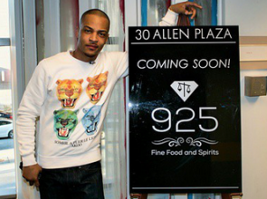 T.I.'s Atlanta Restaurant Employees Are Suing Him for Unpaid Wages