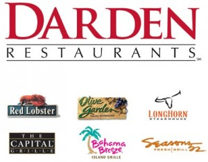 Darden Restaurants Sued In Class Action for Unpaid Wages and Overtime
