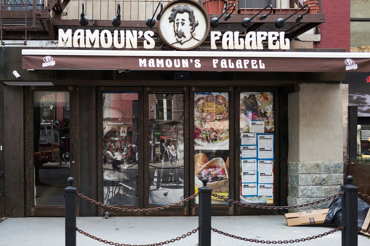 Mamoun's Falafel Joints Sued for Overtime Violations