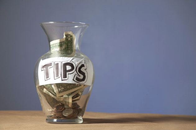 Tipping in Restaurants -- Why Do You Tip and How Much Should You Tip Your Waiter or Waitress?