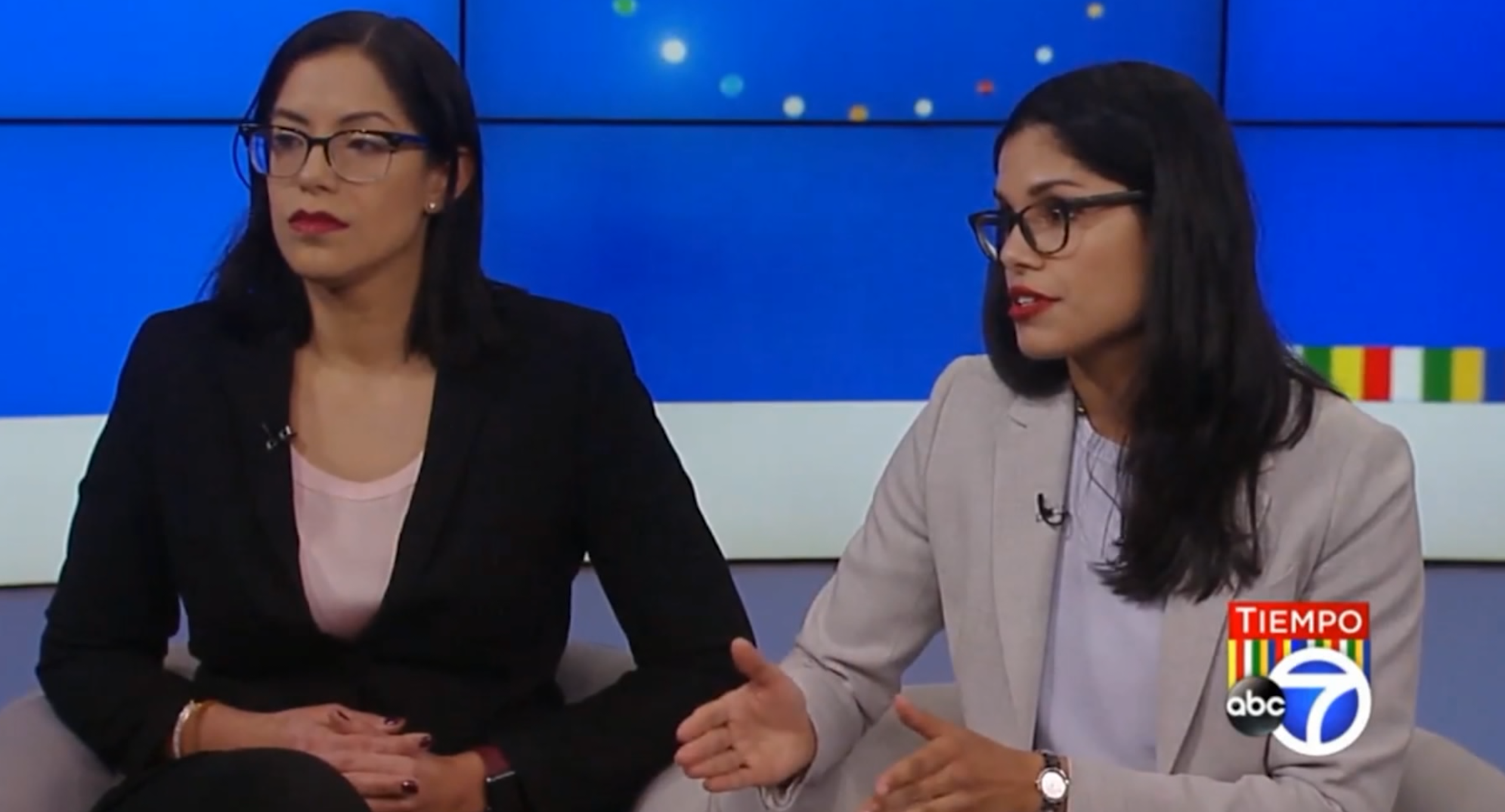 Lillian Marquez and Laura Rodriguez Discuss Wage Theft on ABC's Tiempo