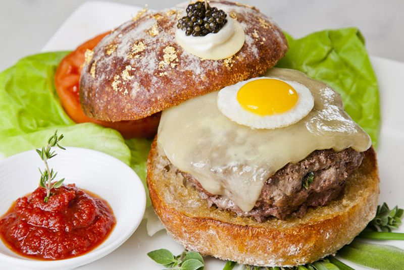 Purveyor Of World's Priciest Burger Hit With Wage Suit