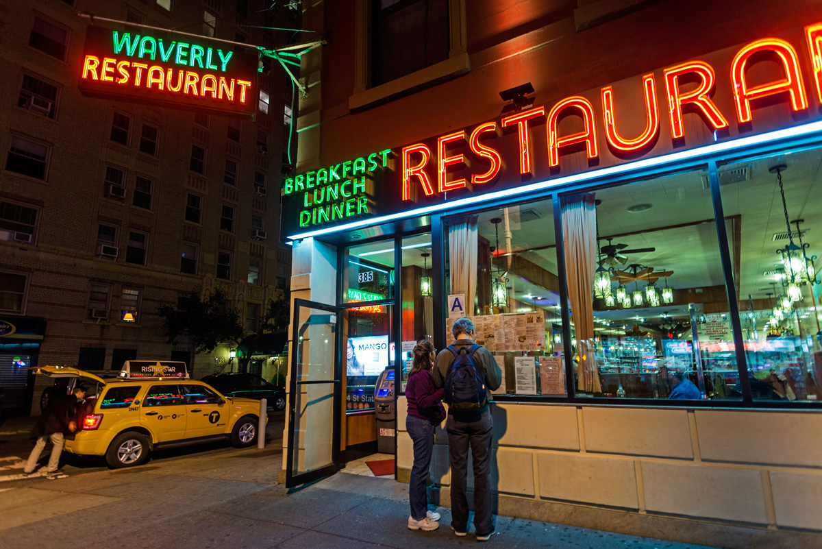 West Village Diner Pays $100,000 for Retaliation Against Workers
