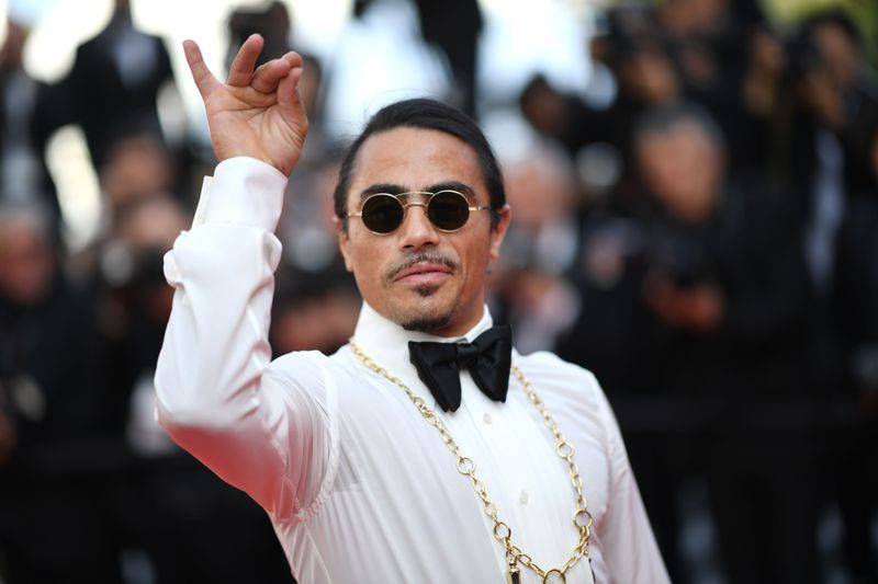 """Salt Bae"" Settles Retaliation Case with Four Waiters for $230,000"