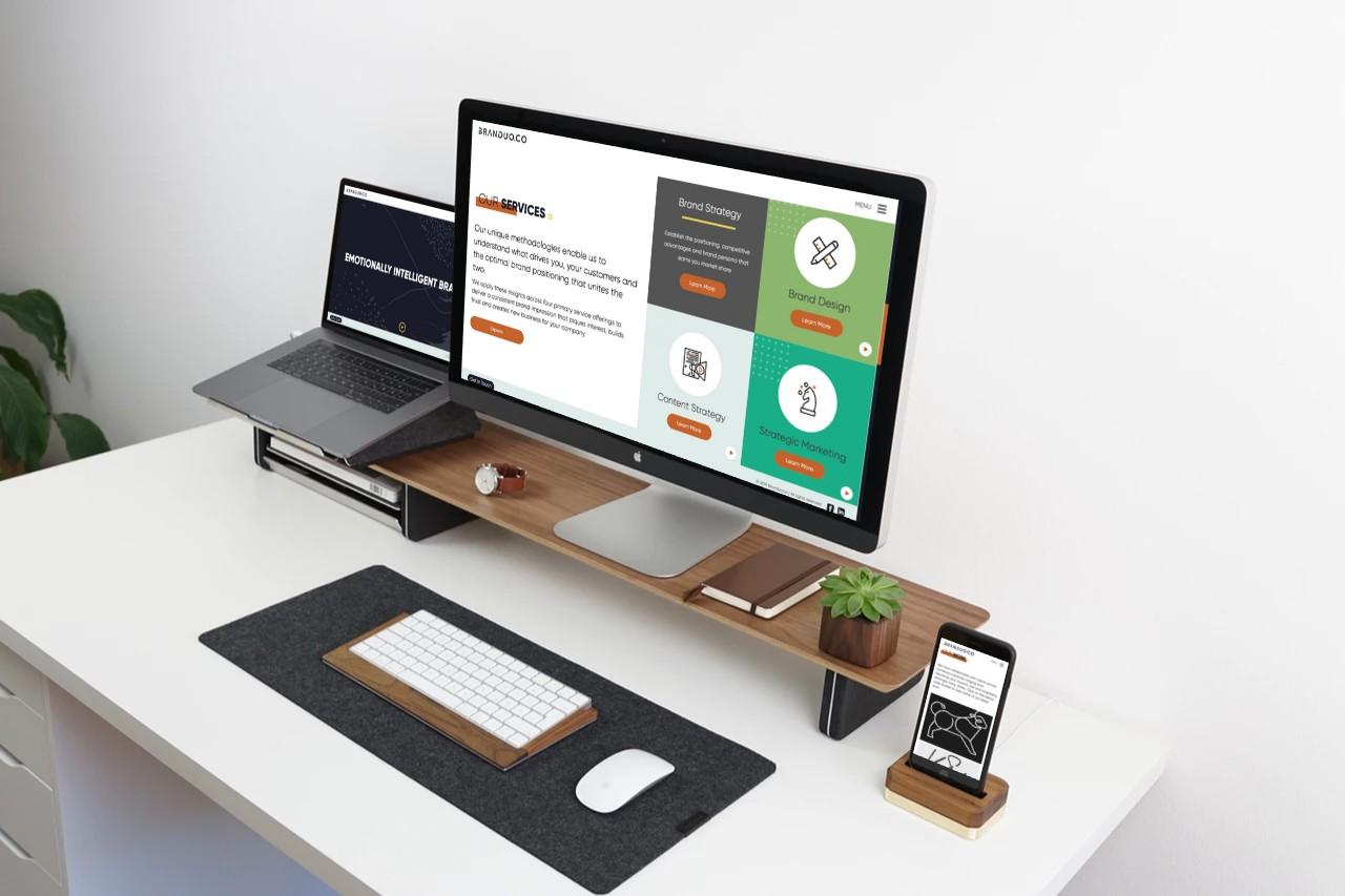 Custom Web Development Projects - Branduo