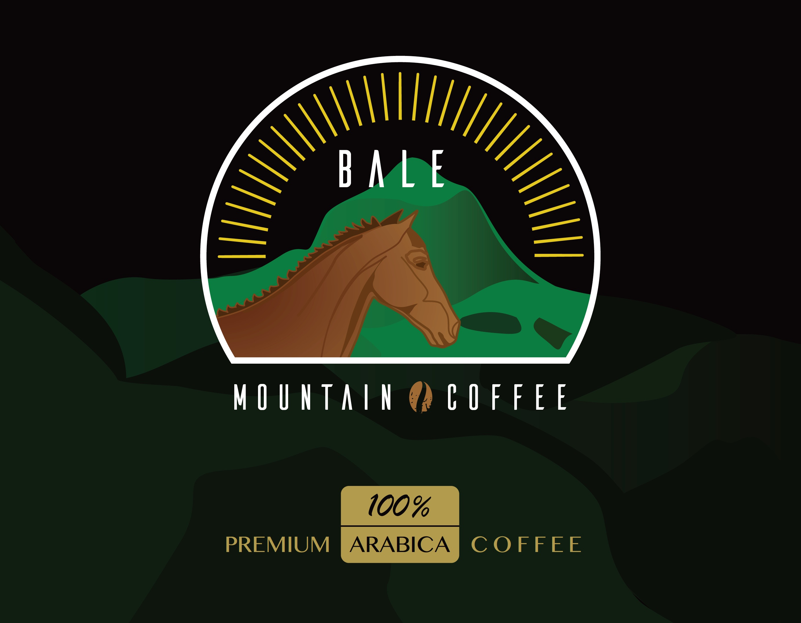 Bale Mountain Logo