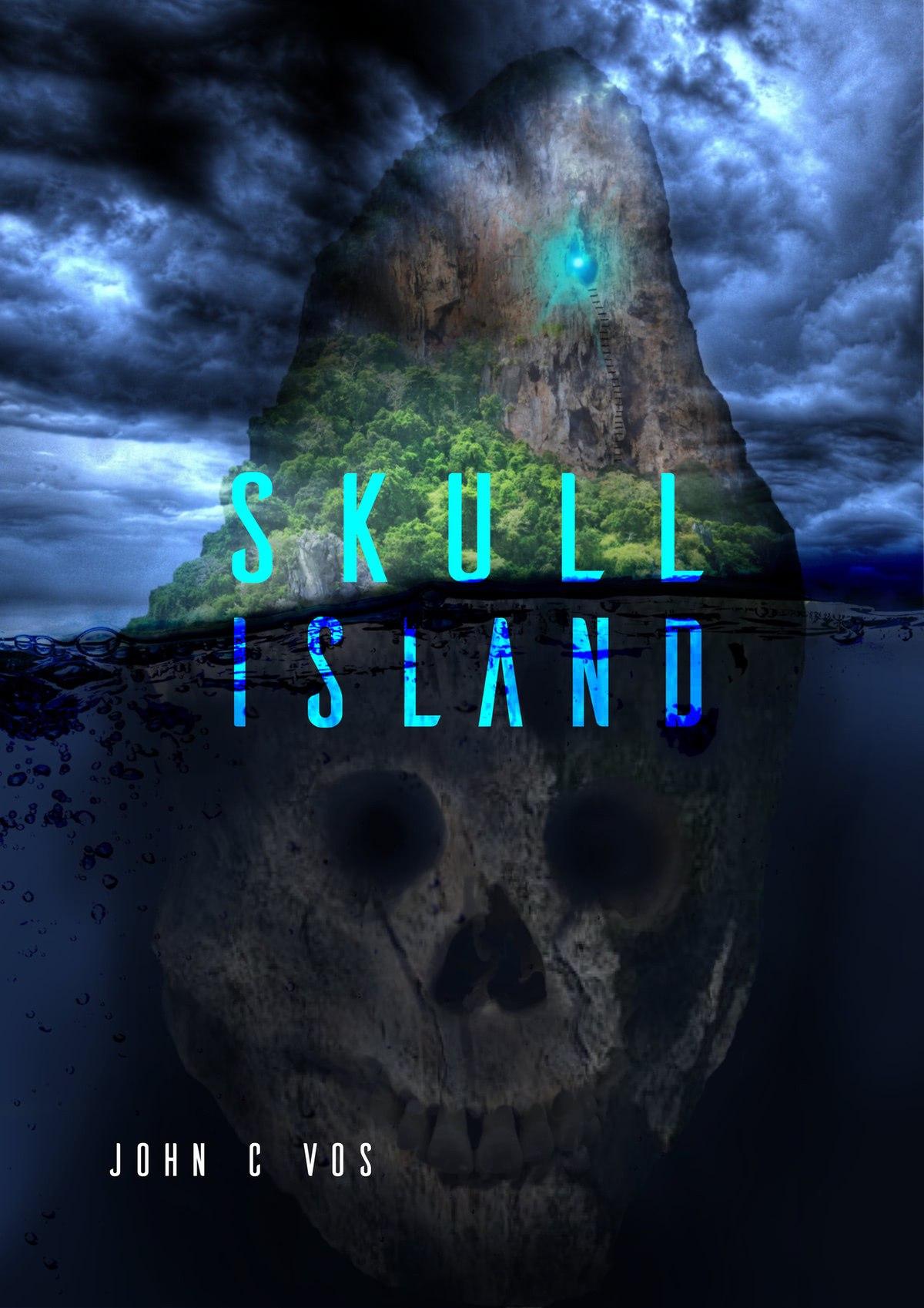 Skull Island Book Cover
