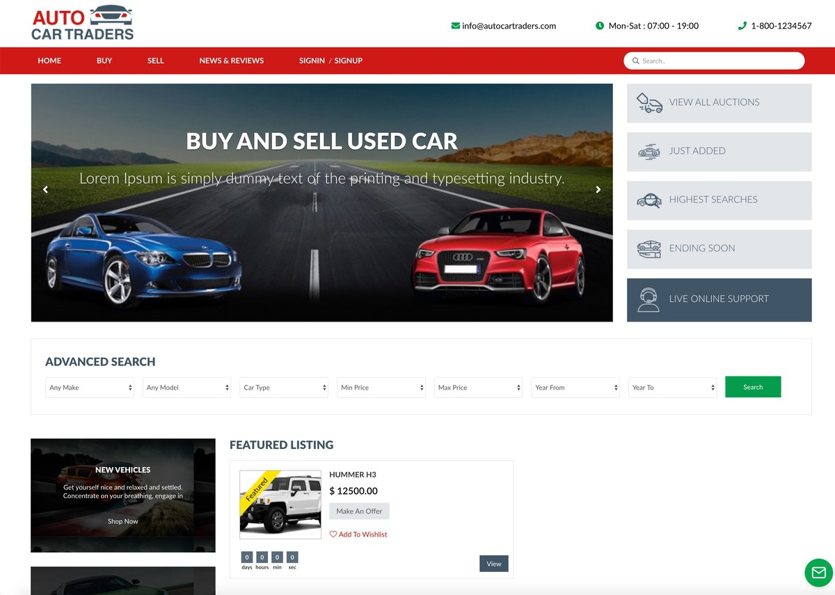 Auto Car Traders