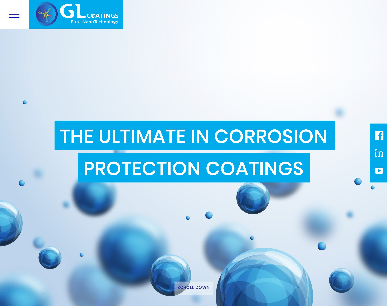 GL Coatings Homepage