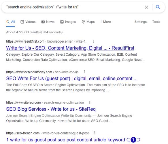 Google Search Operators Infograpic