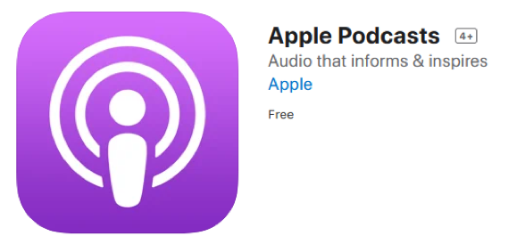 Apple Podcast Infograpic