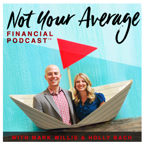 Nya Financial Podcast Infographic