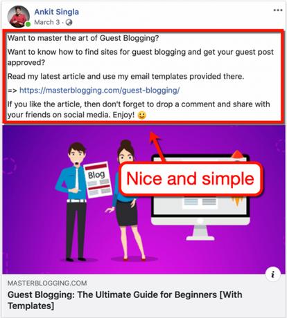 Master blogging Infographic