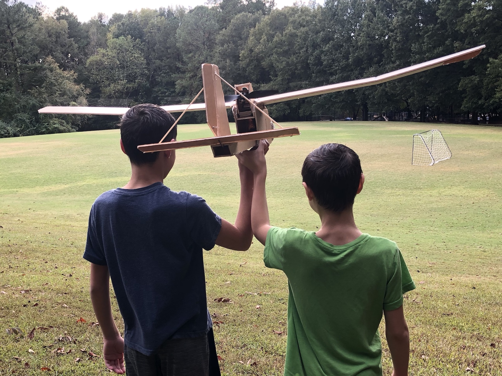Project teamwork leads to successful flight