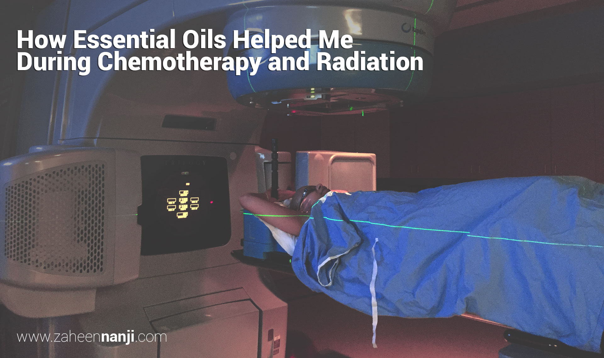 How Essential Oils Helped Me During Chemotherapy and