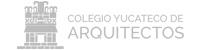 Logo cliente colegio yucateco de arquitectos