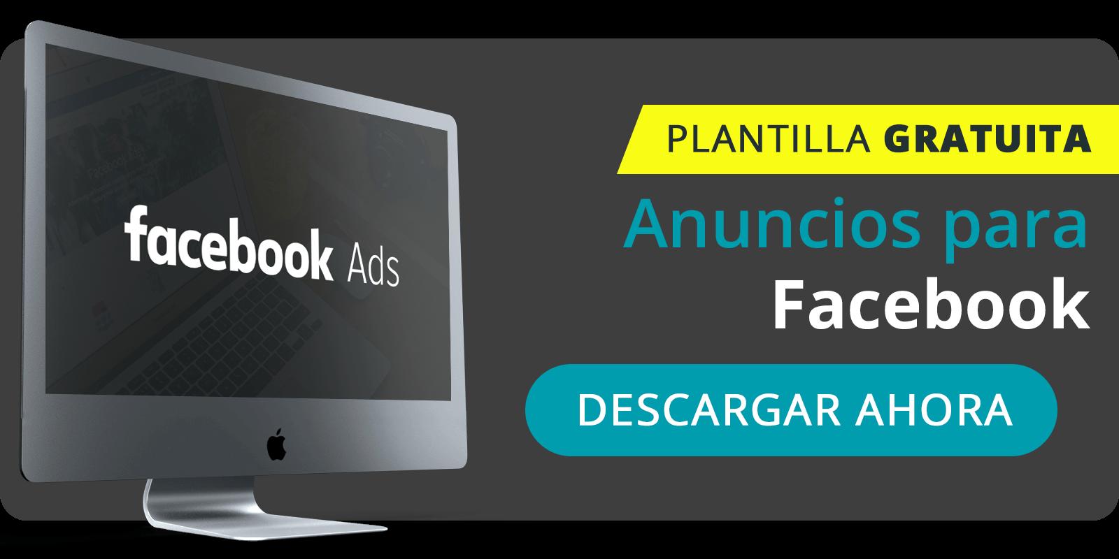 plantillas para anuncios de facebook