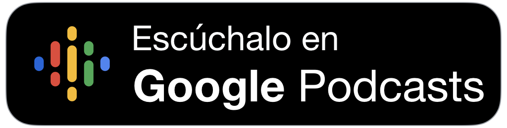 google podcast boton aloha
