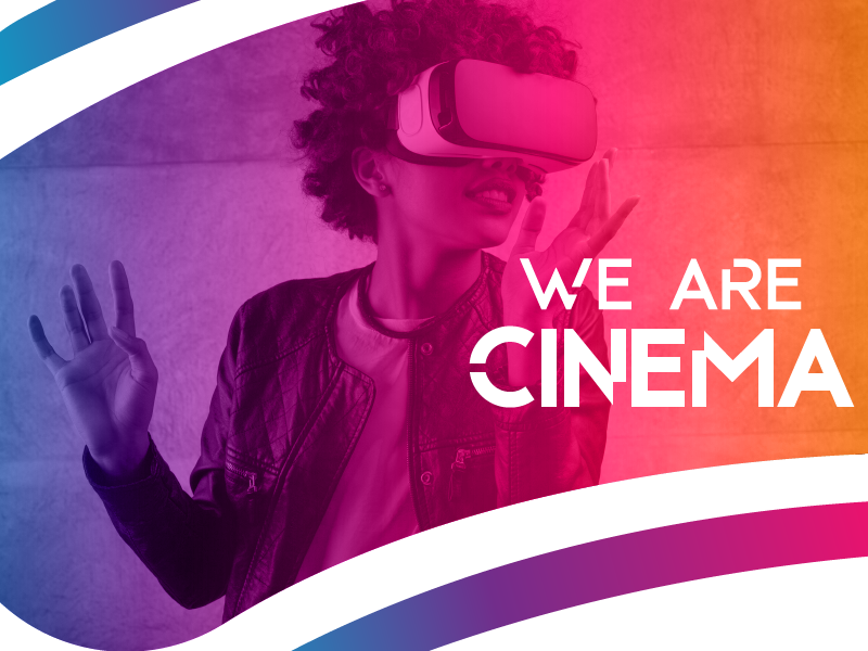 Image result for we are cinema