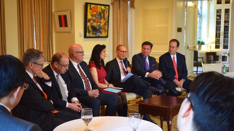 AmCham China Chairmen's View From China in D.C. 2017