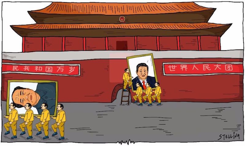 5. Has Xi gone too far?