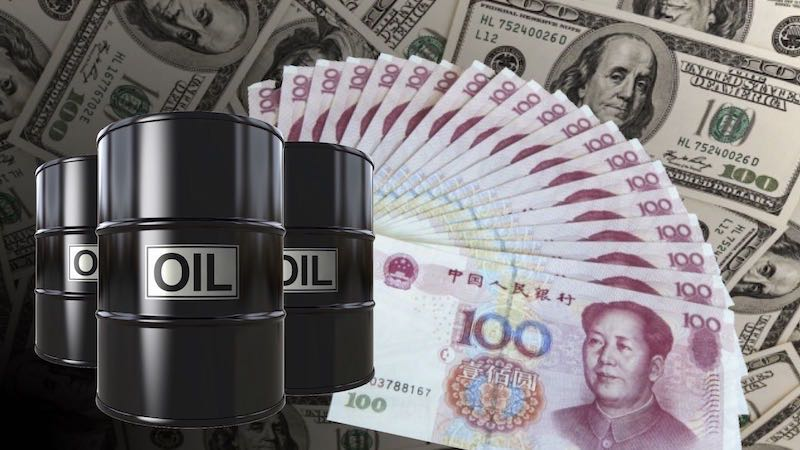 China's RMB oil futures exchange—the 'story of the year'!