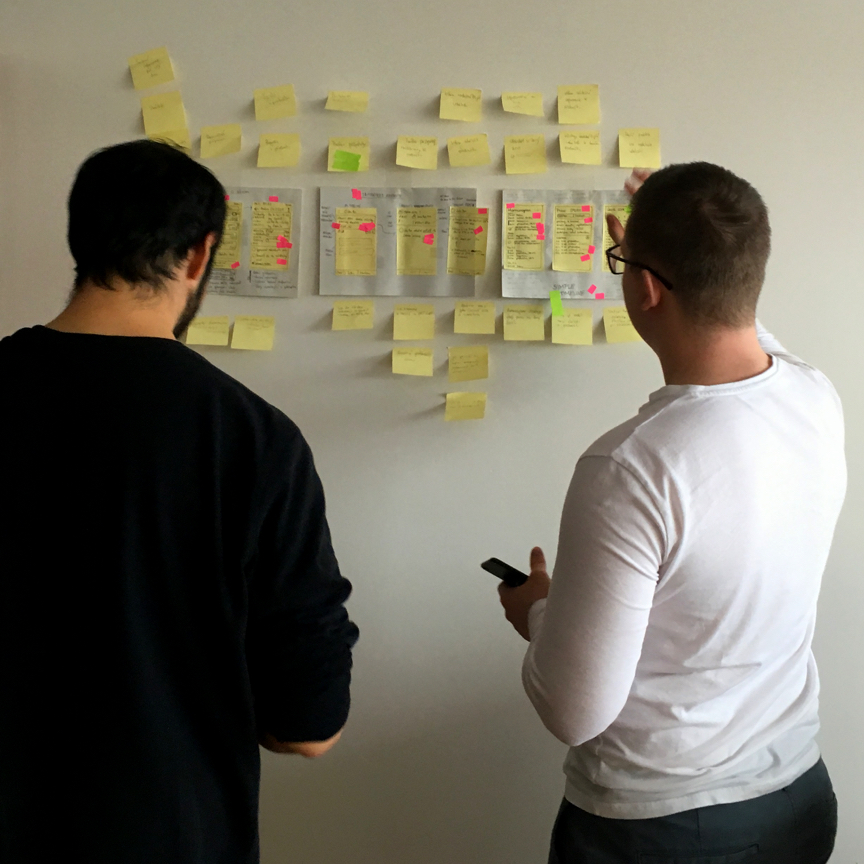 Design Sprint with Jakub Kašpar