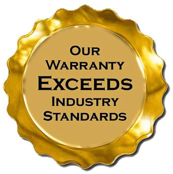Warranty Powder Coating