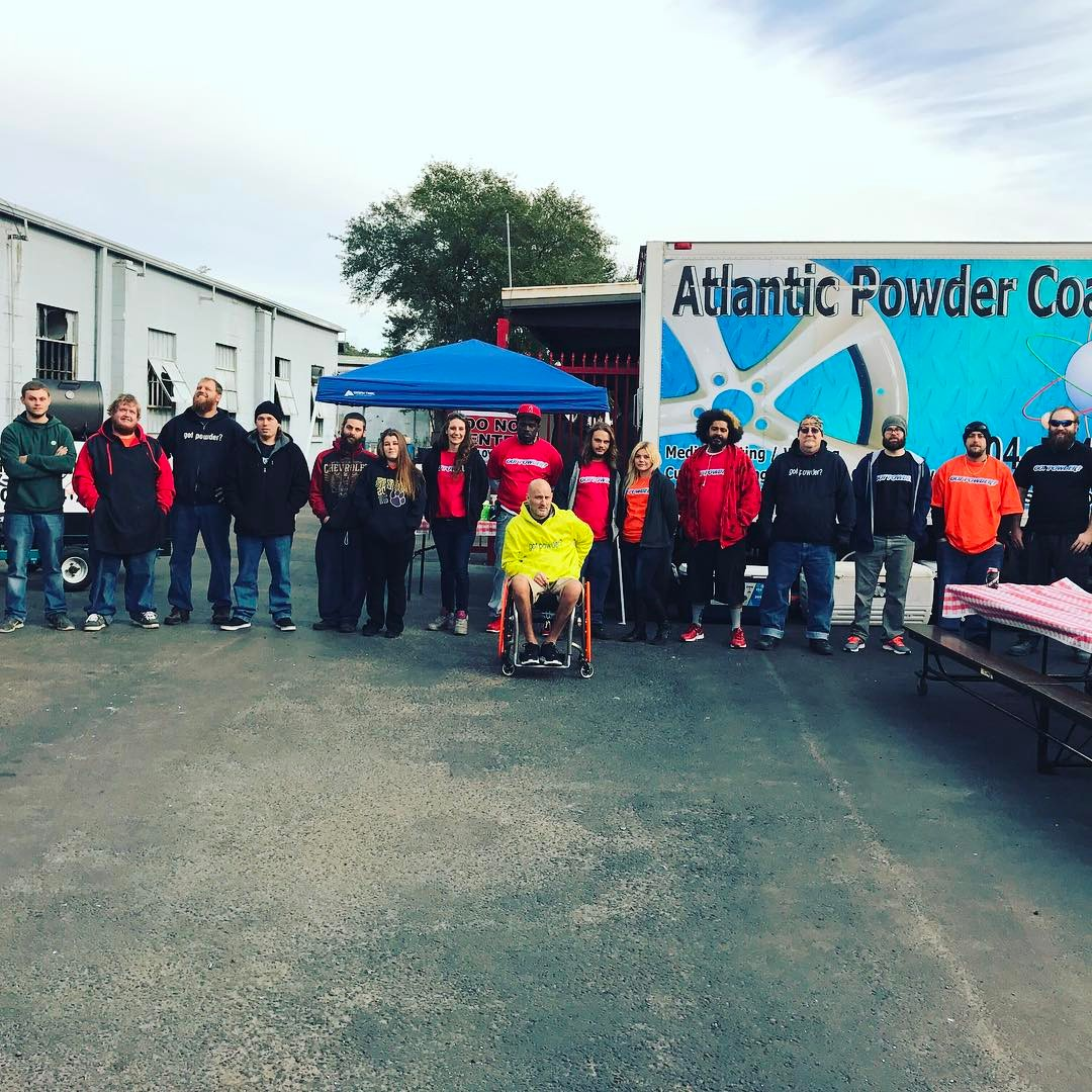 Atlantic Powder Coating Team