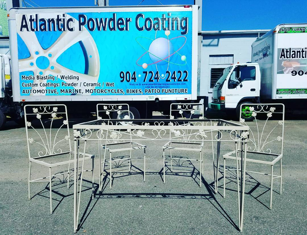 Atlantic Powder Coating Furniture Restoration