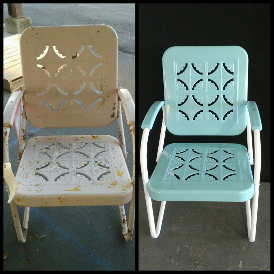 Powder Coated Chairs Jacksonville Florida