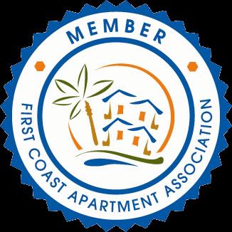 First Coast apartment association logo