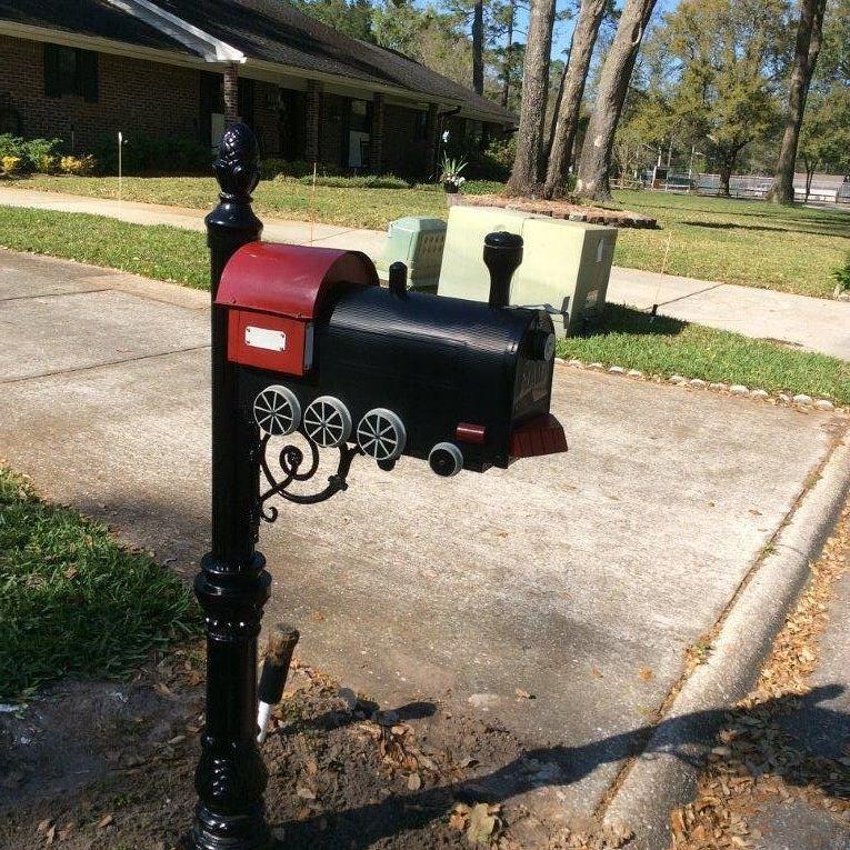 Mailbox Repair / Plaques