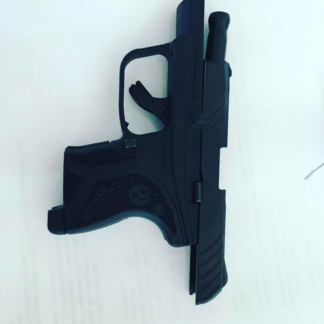 Cerakote Black Gun