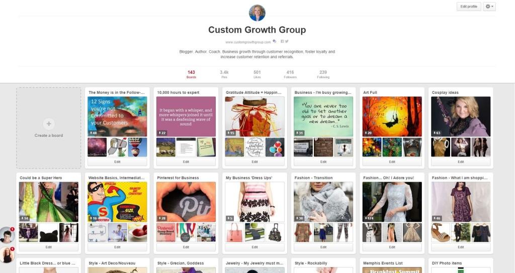 Medidas de imágenes en redes sociales para 2019: pinterest.
