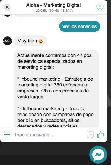 Facebook messenger para empresas, la guía definitiva✌️