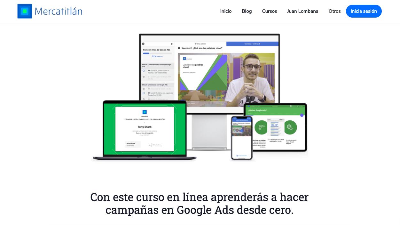 Curso de marketing en Mercatitlán