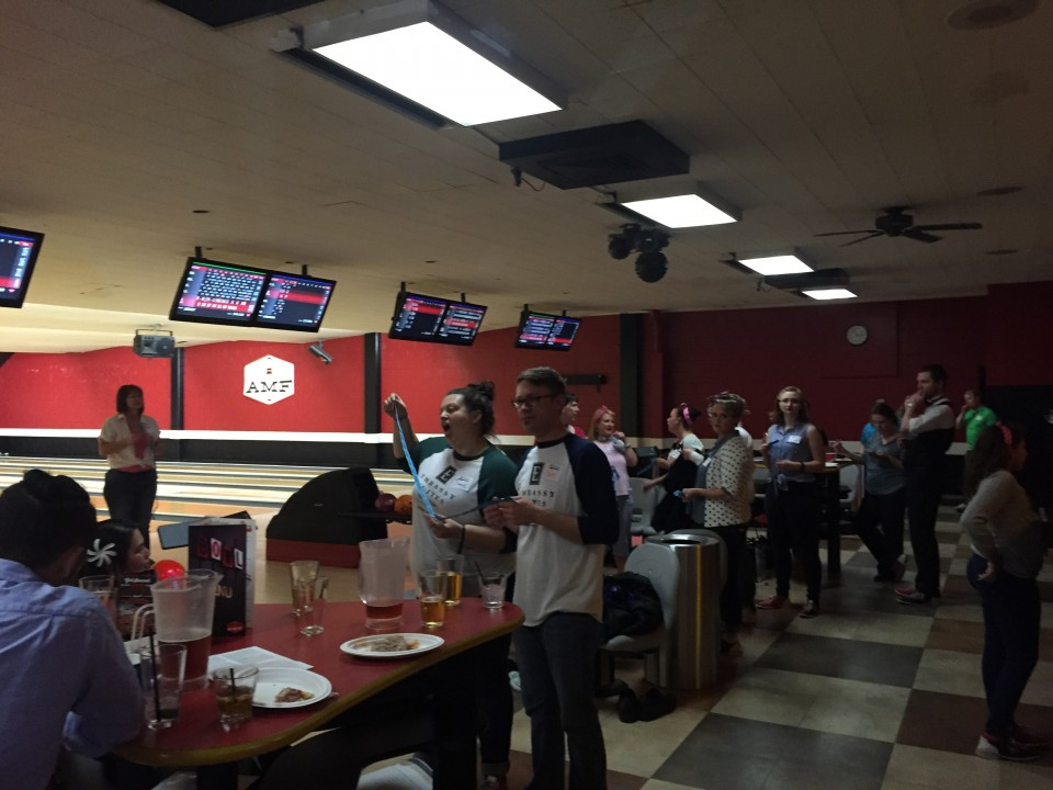 7th Annual Bowling Fundraiser 01