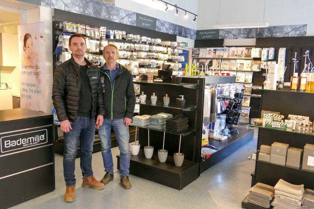 Bilde av ansatte hos Nils Torgrimsen.