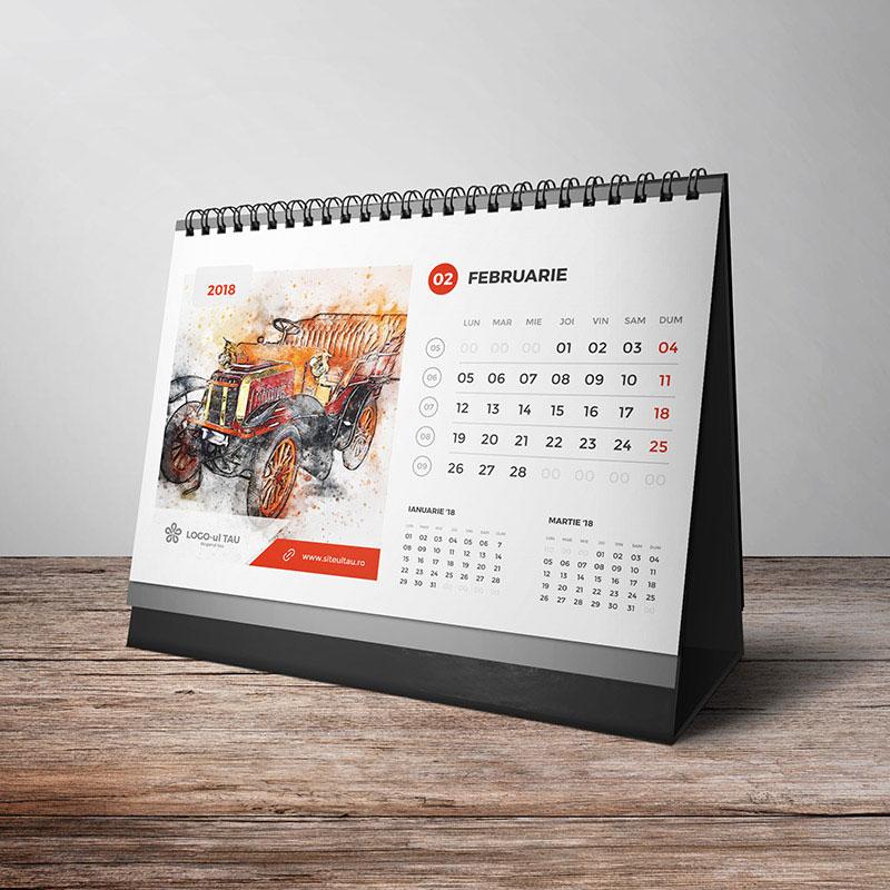 Calendare de birou 2020
