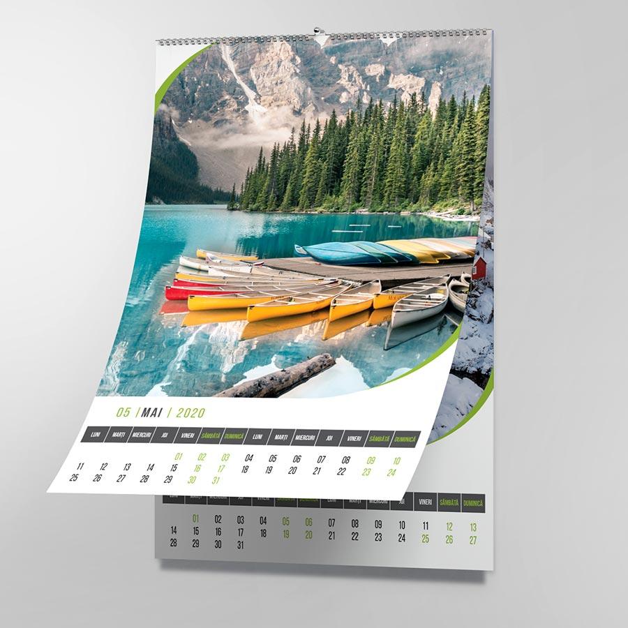 Calendare de perete 2020