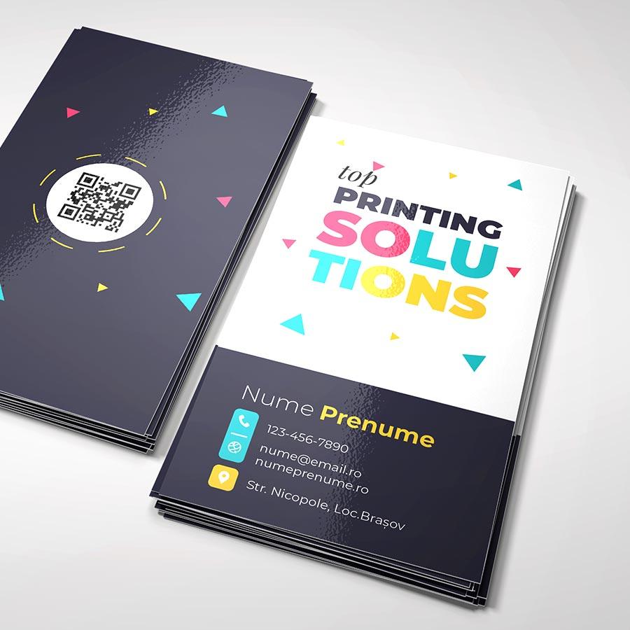 Carti de vizita color